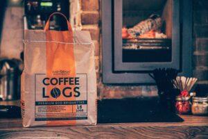 Bio Bean Coffee Logs