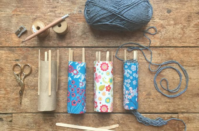 DIY-toilet-roll-french-knitting-loom