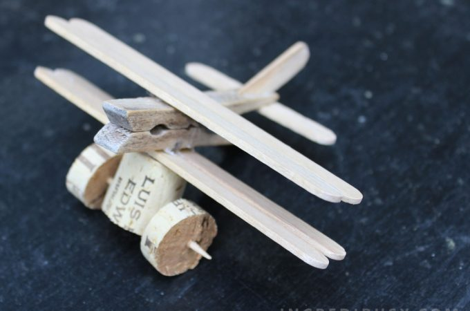 Clothes-Peg-Bi-Plane-Lolly-sticks