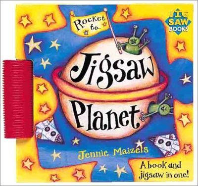 Jigsaw planet Jennie Maizels