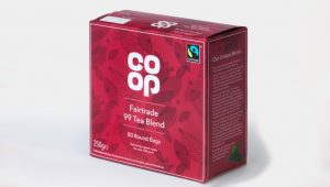 plastic free fairtrade teabags
