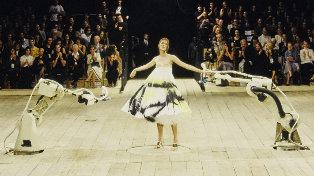Alexander McQueen Conde Nast via Getty Images