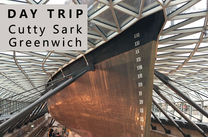 Day trip to the Cutty Sark